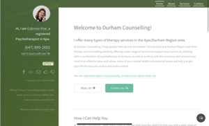 Durham Counselling